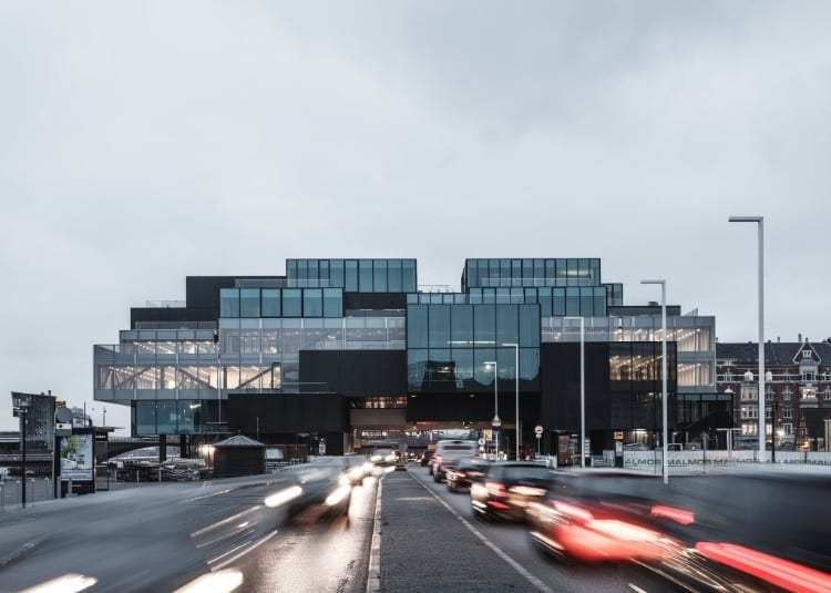 OMA-BLOX-danish-architecture-center-exterior