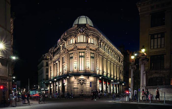 Salle de spectacle Salle Rameau