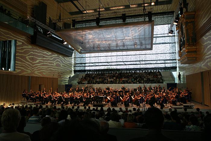 Grande salle de Casa da Musica