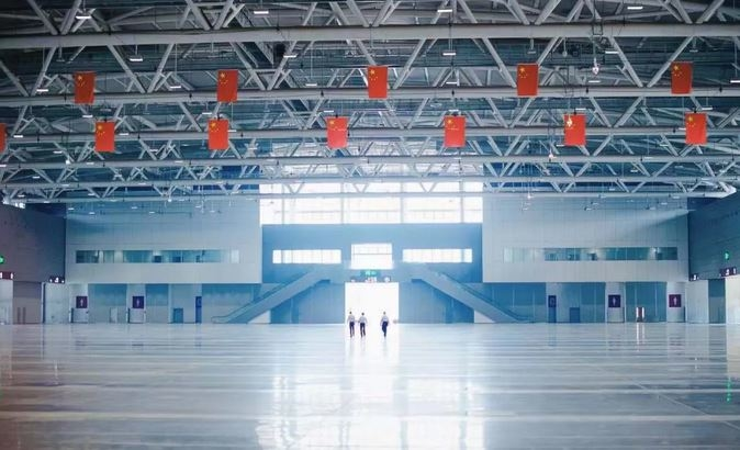 exhibition hall - SZCEC