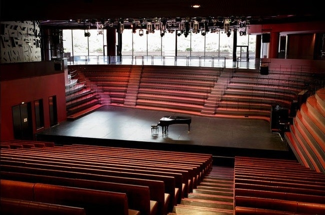 Musée du Quai Branly - Auditorium